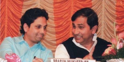 Fahim-Akhter-with-DR-Shakeel-Ahmed-Congress-Leader-1024x684