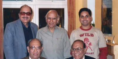 Fahim-Akhter-with-Rifat-Shamim-Director-WriterPoet-Sohan-Rahi-Poet-Farooque-Haider-and-Prof.-Gopichand-Narang.-1024x725